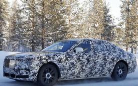 Rolls-Royce Ghost đời mới lộ diện, hứa hẹn thiết kế cũ nhưng công nghệ mới toàn diện
