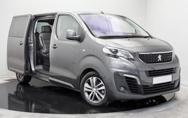 Peugeot chuẩn bị tung MPV mới tại Việt Nam, cạnh tranh Kia Sedona