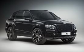 Bentley Bentayga V8 'Design Series' - Đỉnh cao thiết kế SUV siêu sang, có cả đồng hồ nạm kim cương