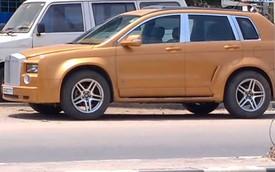 """Chevrolet Captiva đóng giả làm """"chủ tịch"""" Rolls-Royce Cullinan và cái kết"""