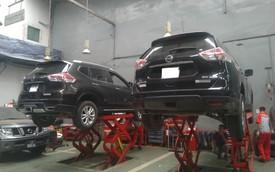 Nissan trả lời chính thức vụ việc X-Trail bị chảy dầu: 'Vết dầu loang là hiện tượng bình thường'