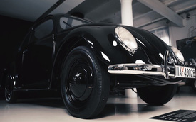 """Volkswagen Beetle với nguồn gốc Porsche """"chuẩn 100%"""" và câu chuyện ít ai biết phía sau"""