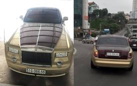 Rolls-Royce Phantom biển tứ quý 6 màu độc vượt ngàn cây số chuyển 'khẩu' về Quảng Ninh