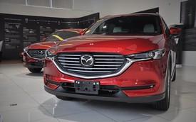 Những đối thủ 'sừng sỏ' sẵn sàng ngáng đường Mazda CX-8 tại Việt Nam