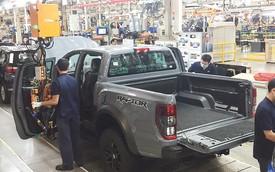 Ford phủ nhận tin đồn lắp ráp Ranger tại Việt Nam