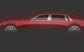 Rolls-Royce Phantom độc nhất vô nhị chuẩn bị được mở bán… online