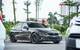 Hàng hiếm BMW 330i chỉ đắt hơn Toyota Camry 64 triệu đồng sau 43.000 km