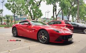 Ferrari F12 Berlinetta tái xuất tại Hà Nội