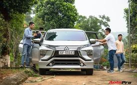 Hơn 3.000 khách Việt thử tiết kiệm nhiên liệu trên Mitsubishi Xpander