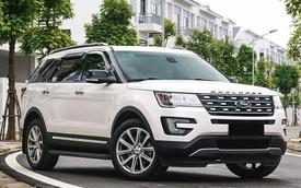 Ford Việt Nam triệu hồi hơn 10.000 xe Ranger và Explorer nhập khẩu