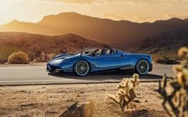 Pagani đang làm Huayra R siêu khủng với động cơ V12 hút khí tự nhiên