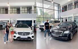 Tặng vợ Mercedes-Benz GLC300, người chồng bất ngờ nhận lại S450L Luxury đắt tiền gấp đôi