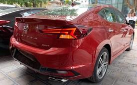 Hyundai Elantra 2019 lộ diện trước ngày ra mắt tại Việt Nam với chi tiết khác bản quốc tế