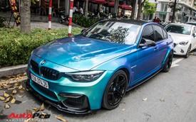 Đổi chủ, BMW M3 từng của đại gia chơi siêu xe Vũng Tàu 'chơi lớn' bằng cách đổi màu độc đáo