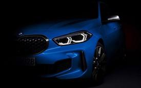 BMW 1-Series 2020 chính thức tung loạt ảnh hot đầu tiên, Mercedes A-Class cần dè chừng