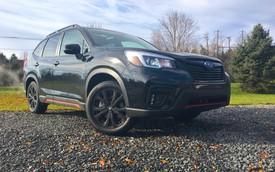 Subaru Forester sẽ dùng những điểm mạnh này để đối đầu Honda CR-V