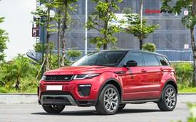 Đại gia Việt mất gần 2 tỷ đồng sau 3 năm đầu sử dụng Range Rover Evoque 'bản full'