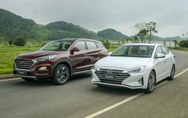 Hyundai bán xe con vượt Trường Hải, bám đuổi Toyota