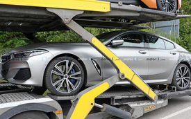 BMW 8-Series bản 4 cửa lộ diện hoàn toàn - đẹp không góc chết