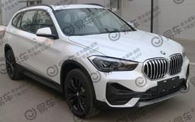 BMW X1 facelift xuất hiện tại Trung Quốc với vóc dáng thể thao hơn