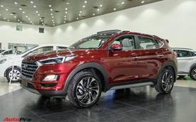 Những mẫu xe đe doạ Honda CR-V nhưng Mazda CX-5 mới phải lo sợ: Hiện tượng Tucson và tân binh của VinFast, Toyota