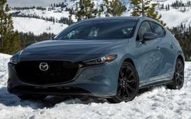 Mazda3 tăng áp, dẫn động 2 cầu lần đầu tung video gầm rú đầy phấn khích trước ngày ra mắt 8/7