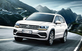 Volkswagen chuẩn bị mở bán mẫu crossover đối thủ của Honda CR-V ra thị trường quốc tế