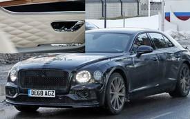 Bentley nhá hàng nội thất Flying Spur mới với điểm nhấn mới chưa từng xuất hiện