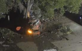 Phóng siêu xe Lamborghini Huracan với tốc độ 160 km/h gây tai nạn, hai người tử vong
