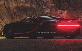 Còn cơ hội nào cho một bản Bugatti Chiron mui trần?