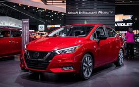 Ảnh thực tế Nissan Sunny thế hệ mới sắp về Việt Nam - Cạnh tranh Toyota Vios nhưng Hyundai Accent phải dè chừng