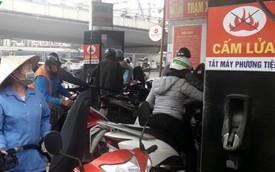 Giá xăng dầu tiếp tục tăng lần thứ 3 liên tiếp?