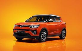 Chạy theo Honda CR-V, Ssangyong Tivoli mới cũng dùng động cơ tăng áp