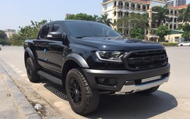 Chưa kịp ra biển, dân chơi Việt đã bán Ford Ranger Raptor với mức giá gây bất ngờ