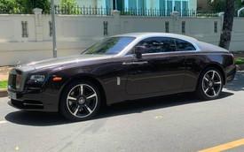 Dân chơi đồng hồ khét tiếng Hà Nội bán Rolls-Royce Ghost 'độ', mua Rolls-Royce Wraith đặc biệt không kém