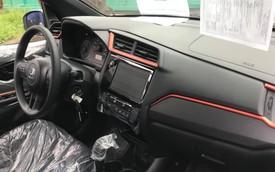 Honda Brio bán tại Việt Nam lần đầu lộ nội thất: Vô-lăng 3 chấu, điều hòa một vùng, không có khởi động nút bấm