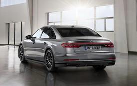 Audi A8 giương cờ đấu Mercedes Maybach S-Class
