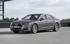 Audi A8 2022 dần lộ diện - Sẵn sàng đối đầu BMW 7-Series và Mercedes S-Class
