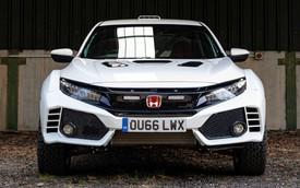 Honda trình làng Civic Type R phiên bản gầm cao ít ai ngờ tới