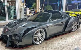 Mẫu Toyota này đạo nhái siêu xe Lamborghini quá thành công trừ 3 điểm đáng chê