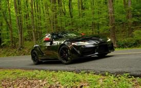 Toyota đã tối ưu Supra 2020 cho khách hàng độ nhanh nhất, tiện nhất