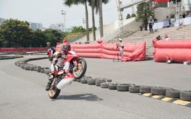 Công bố kết quả bất ngờ của Giải đua mô tô Việt Nam VMRC 2019 chặng 2