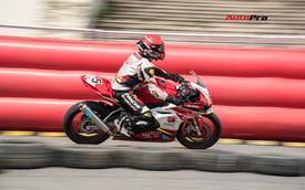 Giải đua xe mô-tô Việt Nam lần đầu tiên được tổ chức tại Hà Nội