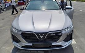 Giải đáp thắc mắc lớn về những chiếc ô tô VinFast chạy thử trên đường