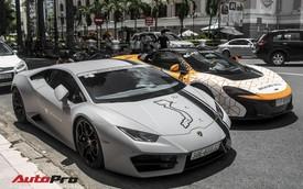 Bắt gặp siêu xe, xe siêu sang biển khủng tại Sài Gòn dễ như thế nào?