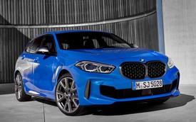 BMW 1-Series chính thức ra mắt với thiết kế dễ gây hoang mang và hệ dẫn động sẽ khiến nhiều fan phải ngạc nhiên