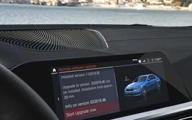 BMW cho phép khách hàng cập nhật phần mềm xe từ xa, không phải đến đại lý nhưng chỉ là 3 dòng xe này