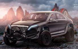 Thích Mercedes S-Class nhưng lỡ mê offroad thì đây là mẫu xe dành cho bạn
