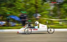 Sinh viên Việt Nam chạy được hơn 1.000 km chỉ với 1 lít xăng