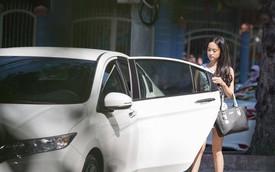 """Thuý Vi băn khoăn nên mua xe Audi hay BMW, dân mạng vào """"thả"""" nhẹ comment: """"Midu mới tậu Mercedes"""""""